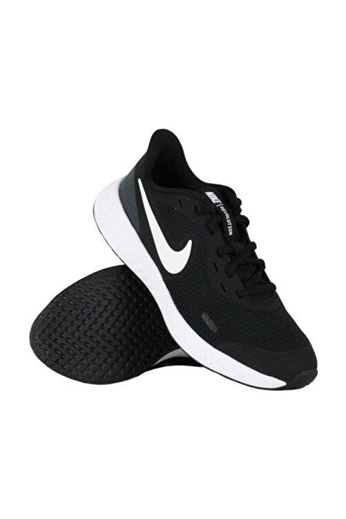 Nike Kids Revolution 5 Kız Çocuk Siyah Bağçıklı Yürüyüş Ayakkabısı 2