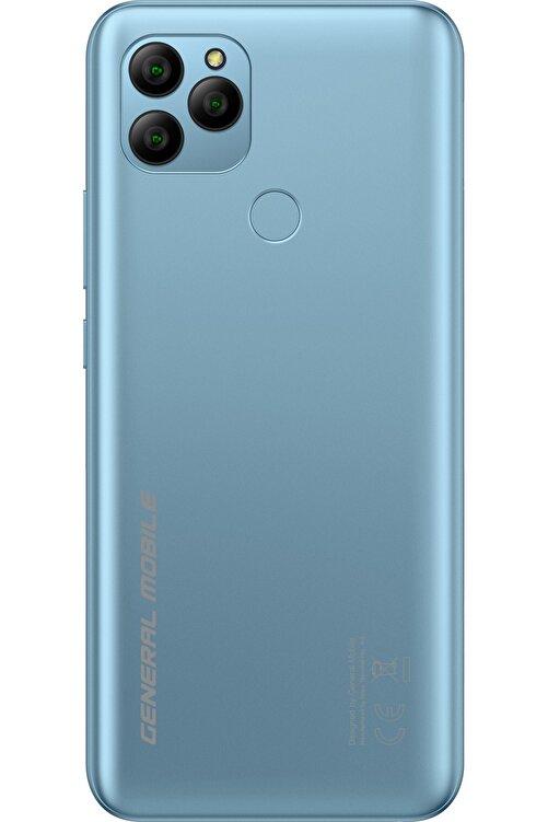 General Mobile Gm 21 Duos 3GB + 32GB Açık Mavi Cep Telefonu (Resmi Distribütör Garantili) 2
