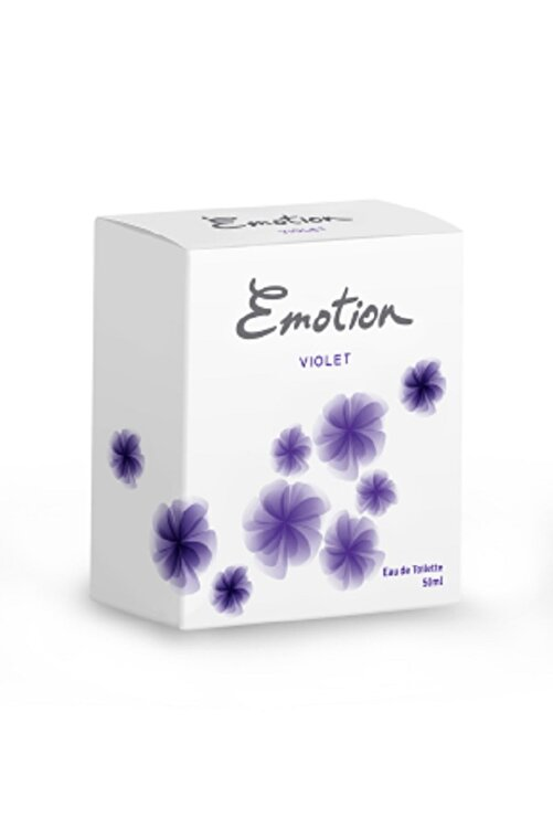 Emotion Violet Edt 50 ml Kadın Parfümü 8690586010801 2