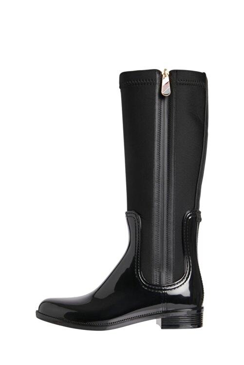 Tommy Hilfiger Fw0fw05964bds Siyah Kadın Yağmur Çizmesi 2