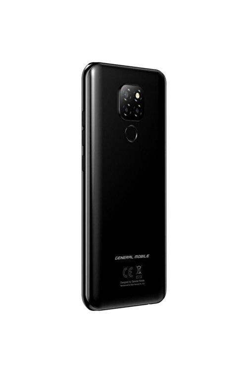 General Mobile GM 20 64GB Siyah Cep Telefonu (General Mobile Türkiye Garantili) 2