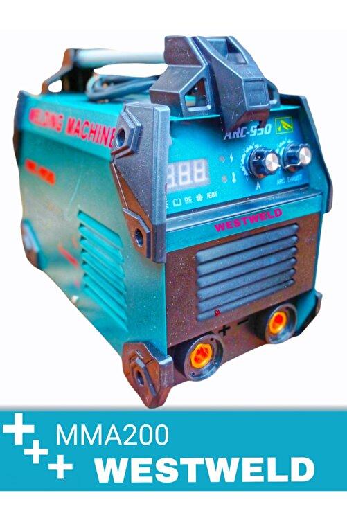 İtaly Style Westweld Mma200 Pro Max Kaynak Makinesi Inverter 1