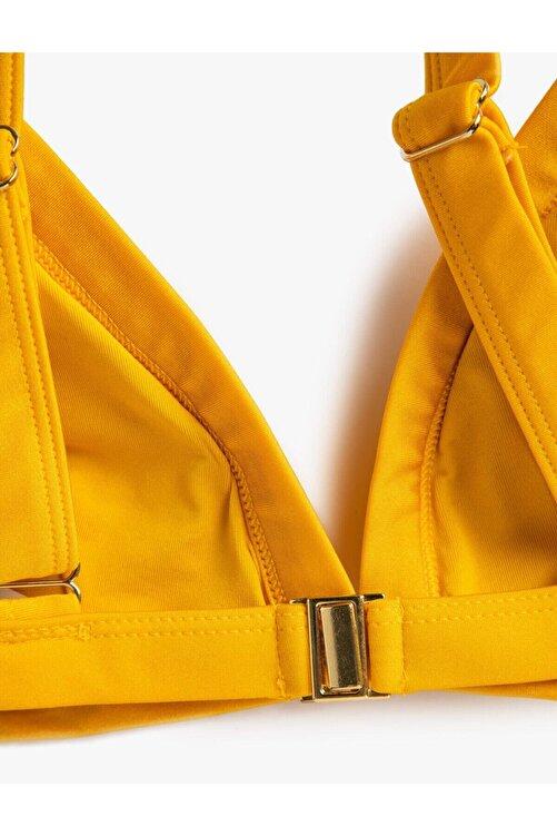 Koton Kadın Sarı Bikini Üstü 2