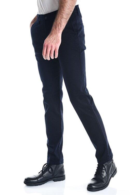 LTC Jeans Lacivert Petek Dokuma Chino Erkek Pantolon 2