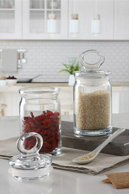 Paşabahçe 95104 Kitchen Mini Baharatlık Kavanoz 240 Cc - 8 Adet 1