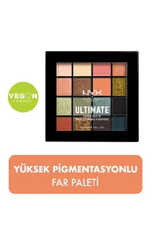 NYX Professional Makeup Utopia Ultimate Far Paleti 800897207779 1