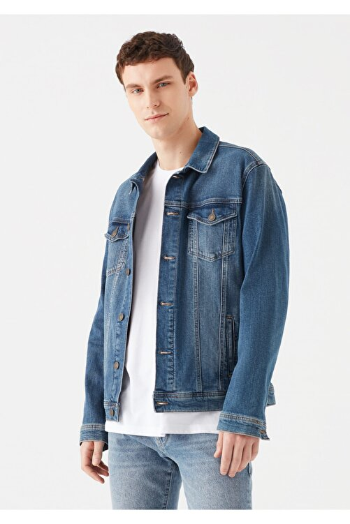 Mavi Frank Vintage Comfort Jean Ceket 0115232229 2