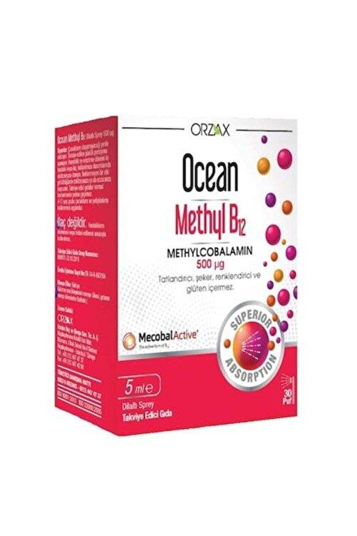 Ocean Ocean Methyl B12 Sprey 500 Mcg 5 Ml 1