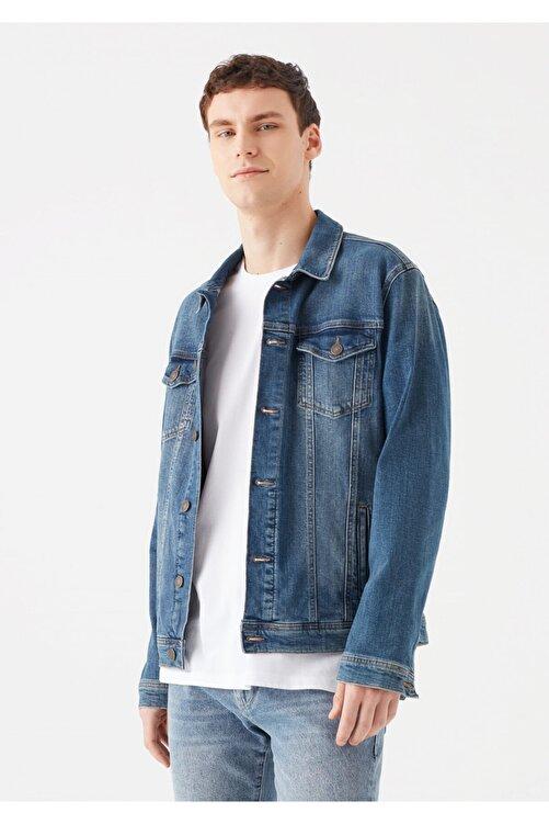 Mavi Frank Vintage Comfort Jean Ceket 0115232229 1