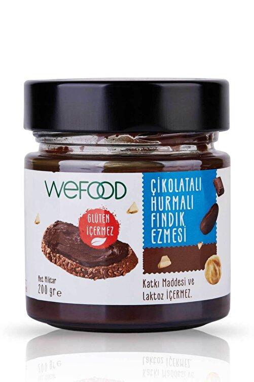 Wefood Çikolatalı Hurmalı Fındık Ezmesi 200 gr 1