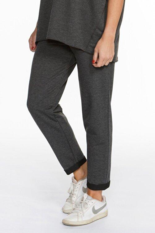 BASIC&CO Rhea Antrasit Jogger Pantolon 1