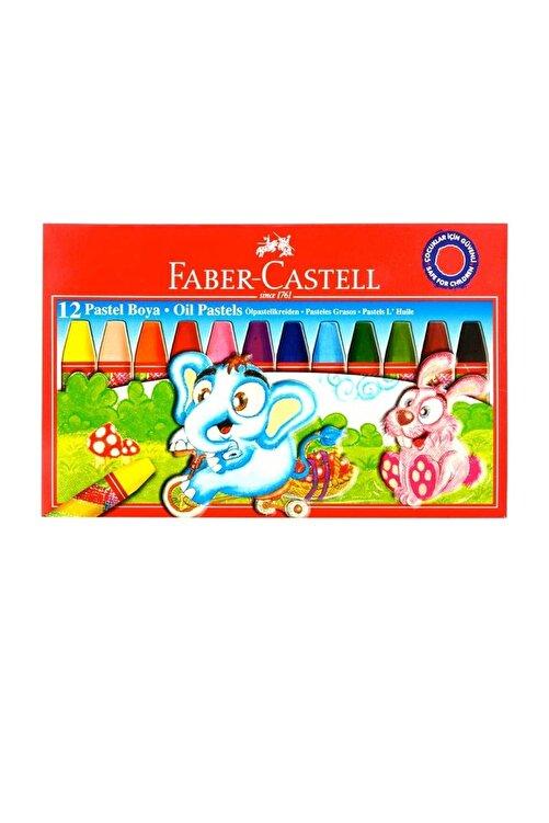 Faber Castell Pastel Boya 12' li 1