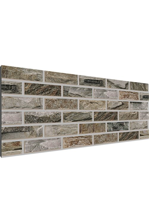 Karplus Tuğla Desenli Strafor Köpük Duvar Kaplama Paneli 3 Boyutlu 207-220 1