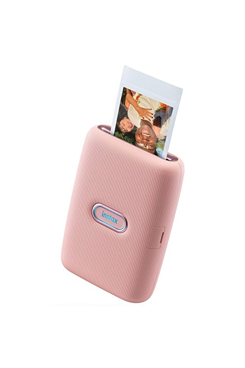 Fujifilm Instax Mini Link Pembe Akıllı Telefon Yazıcısı 1