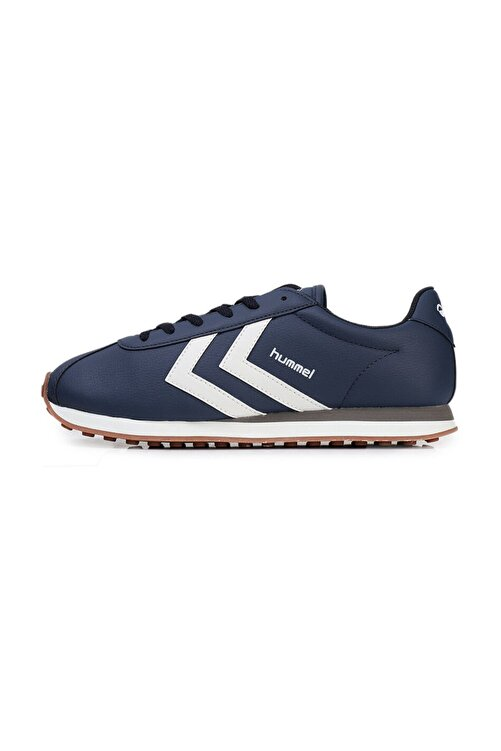 HUMMEL HMLRAY LIFESTYLE SHOES Koyu Lacivert Erkek Sneaker Ayakkabı 100406440 1