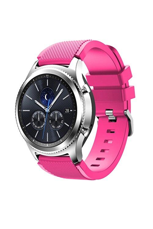 CONOCER Samsung Gear S3 Frontier/classic - Gt/gt2 Spor - Samsung Galaxy Watch 3 45mm Silikon Kordon Kayış 2