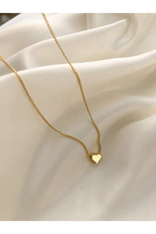 The Y Jewelry Mini Kalp Kolye 1
