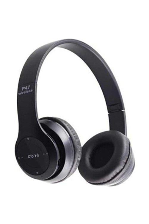 Platoon P47 Bluetooth Kablosuz Kulak Üstü Kulaklık 1