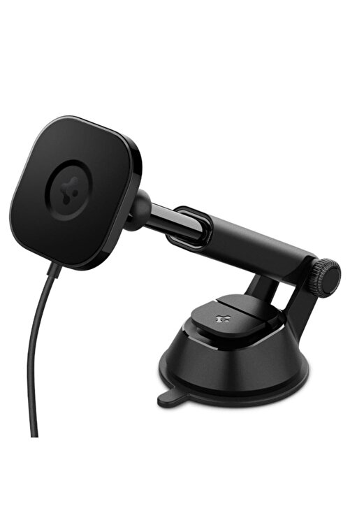 Spigen Onetap Pro Dashboard Araç Tutacağı + Magsafe Manyetik Kablosuz Şarj Cihazı Iphone 12 Serisi I 1