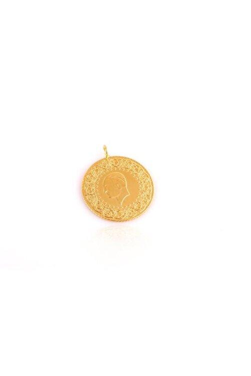 Yıldız Gold İmitasyon 22 Ayar Altın Kaplama 2021 Tarihli Çeyrek Altın Birebir 2