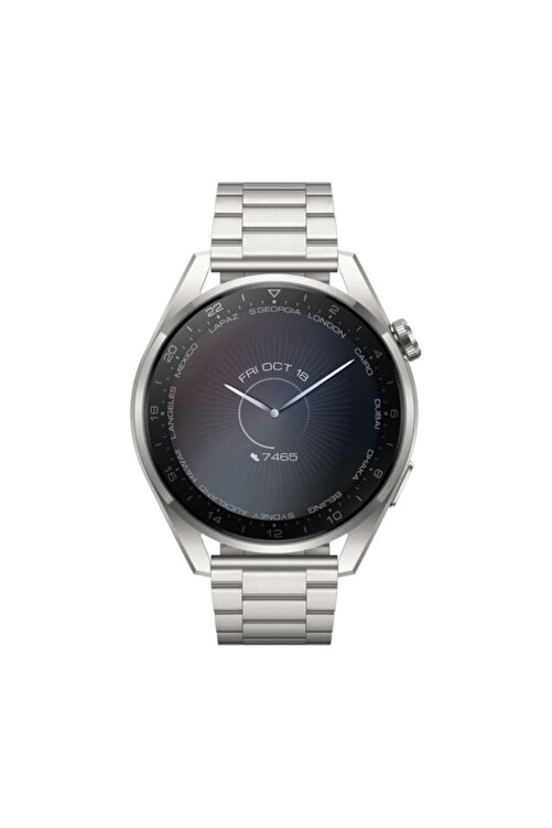 Huawei Watch 3 Pro Elite Akıllı Saat (titanyum Gri) 1