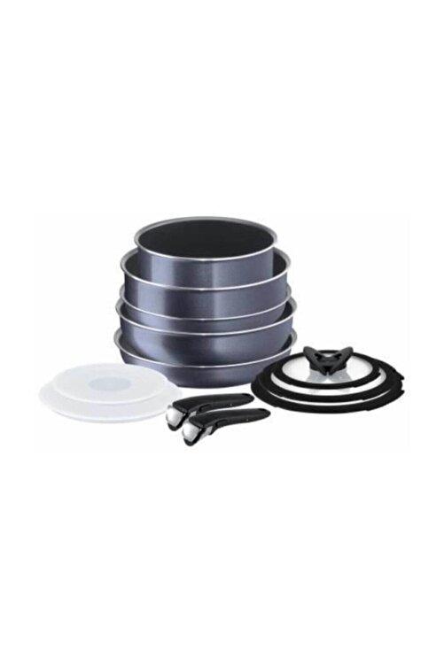 TEFAL Titanium Ingenio Büyük Set 12 Parça - Elegance 2100106634 1