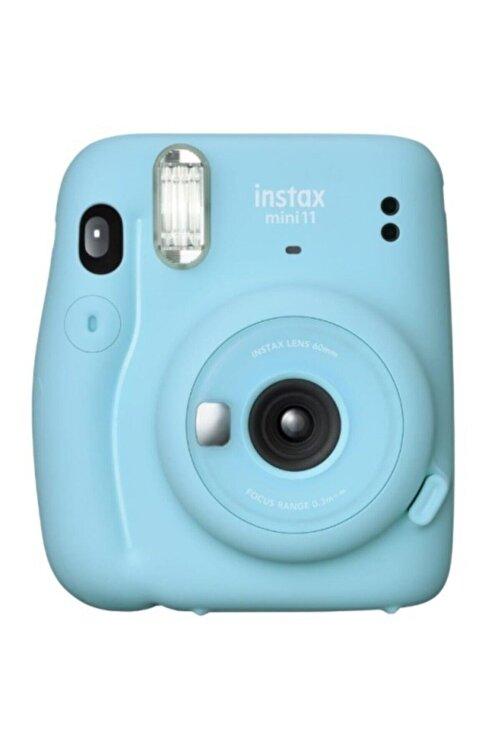 Fujifilm Instax Mini 11 Hediye Seti Mavi 2