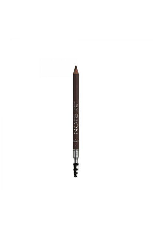 NOTE Fırçalı Kaş Kalemi 03 Light Brown - Açık Kahverengi 2
