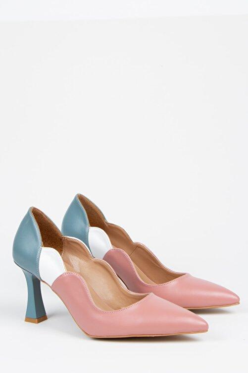 Alessia Shoes Özel Detaylı Birçok Renkli Stiletto 1