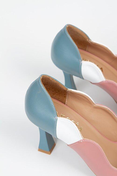 Alessia Shoes Özel Detaylı Birçok Renkli Stiletto 2