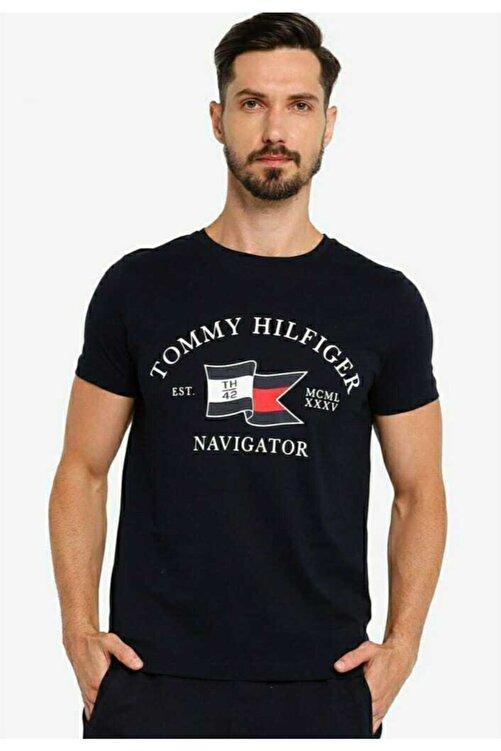 Tommy Hilfiger Navigator Logo Tshirt 1
