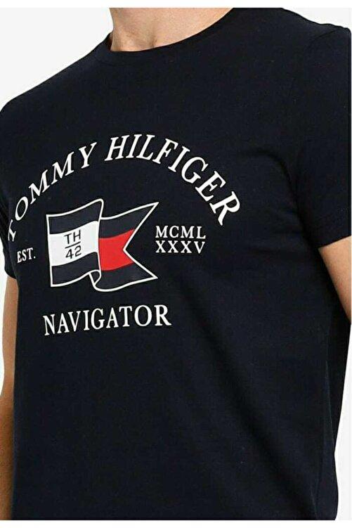 Tommy Hilfiger Navigator Logo Tshirt 2