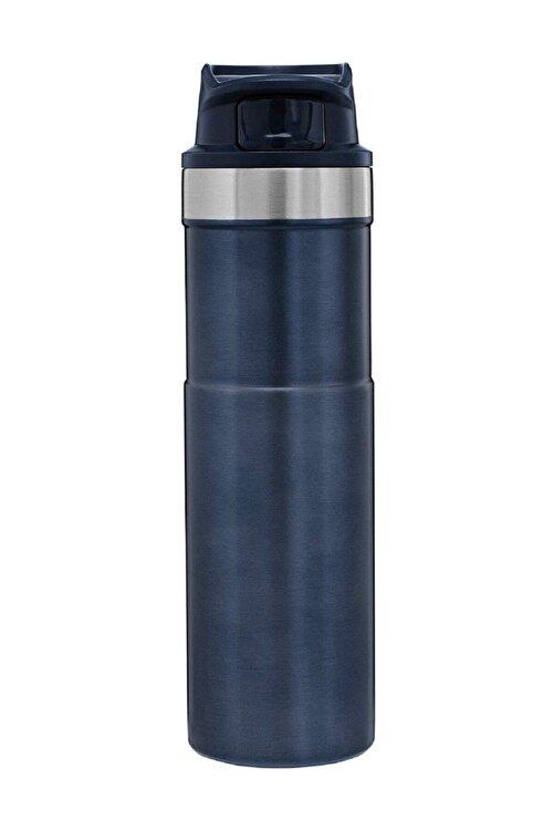 Stanley 470 ml Termos Travel Mug Klasik Trigger Action Gece Mavisi 2