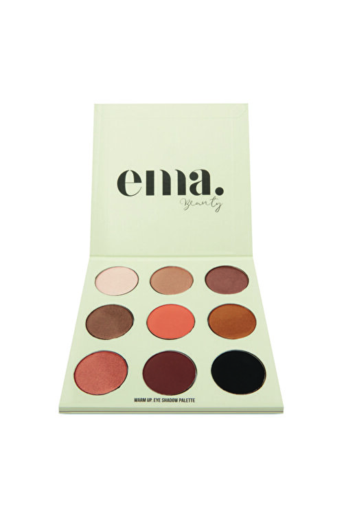 Ema Beauty Eye Shadow Palette 9'lu Far Paleti 1