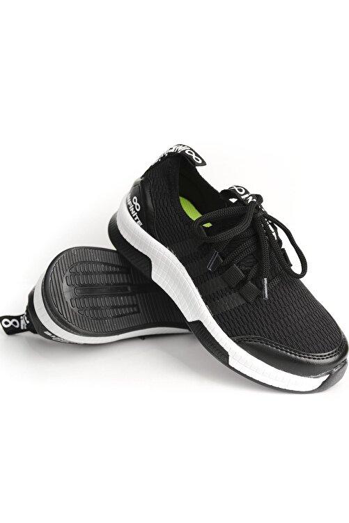 Oksit Alx Bucky Fileli Şerit Detaylı Çocuk Sneaker 2