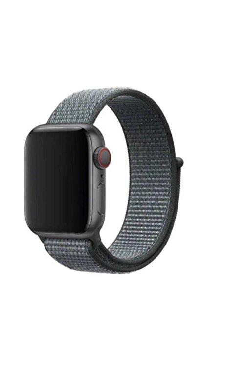Robotekno Apple Watch 2 3 4 5 6 Se Uyumlu 38 Mm Ve 40 Mm Için Dokuma Kordon Kayış 1