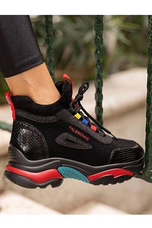 Guja 20k385 Ortopedi Taban Kadın Bot Ayakkabı 1
