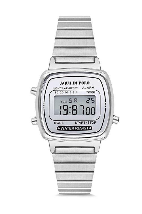 Aqua Di Polo 1987 Retro Dijital Kadın Kol Saati Apsv1a9572-km131 1