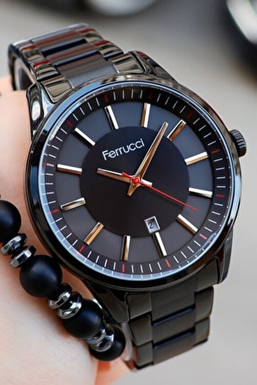 Ferrucci Erkek Kol Saati Bileklik Hediyesiyle 190047 1