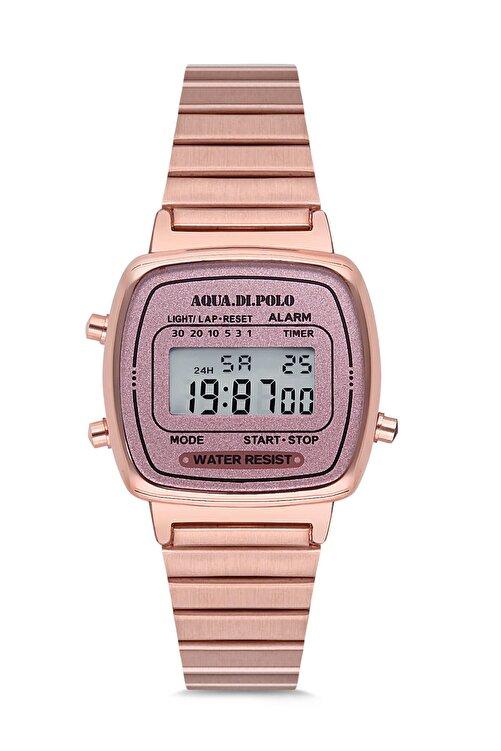 Aqua Di Polo 1987 Retro Serisi Kadın Kol Saati Apsv1-a9571-km222 1