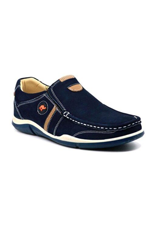 Ayakkabix Tems Hakiki Deri Yazlık Erkek Ayakkabı 1