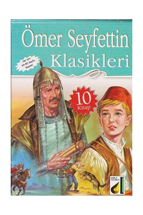 Damla Yayınevi - Özel Ürün Ömer Seyfettin Klasikleri (10 Kitap Takım) 1