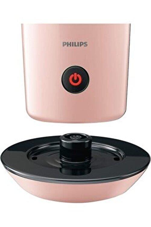Philips Senseo Ca6500/30 Süt Köpürtücü (500 W, Yapışmaz Kaplama, Tuşa Basarak Kumanda) Pembe 2