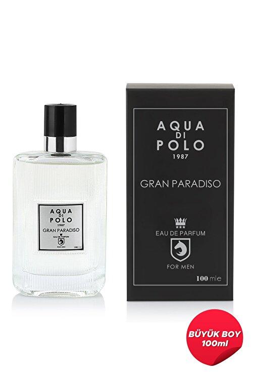 Aqua Di Polo 1987 Gran Paradiso Edp 100 ml Erkek Parfüm  Apcn001801 1