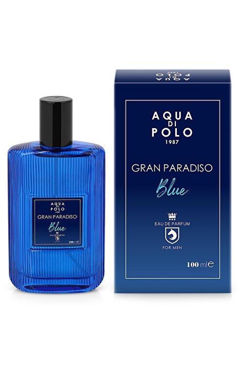 Aqua Di Polo 1987 Blue Edp 100 ml Erkek Parfüm  8682367054623 2