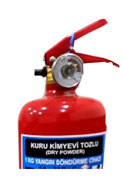 poyrazım Yangın Tüpü Söndürücü 1kg 4 Yıl Garantili 2021 Üretim 2025 Tekrar Dolum 2