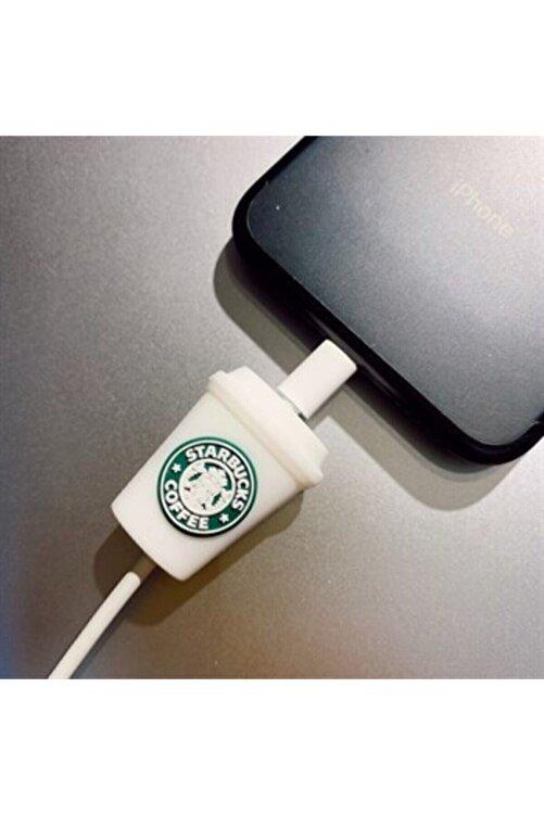 MY MÜRDÜM Kablo Koruyucu Starbucks 2