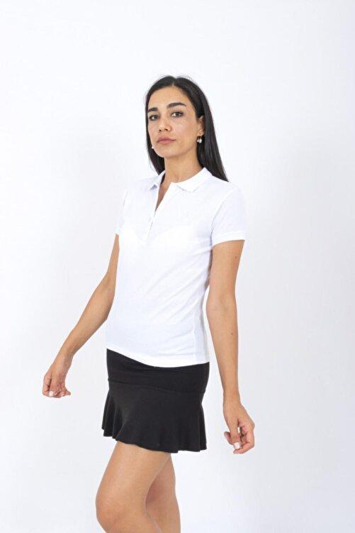 Camenta Pike Polo Yaka Kadın T- Shirt 2