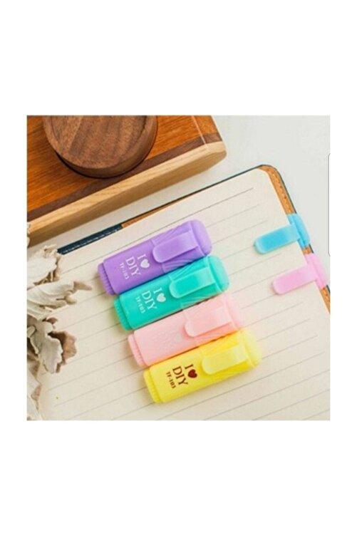 MİKRON Jane Eyre 6 Renk Mini Pastel Işaretleme Kalemi 2