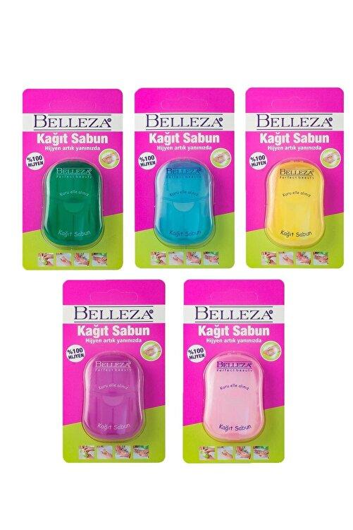 Silva Belleza Kağıt Sabun 20li 5 Paket 100 Adet 1